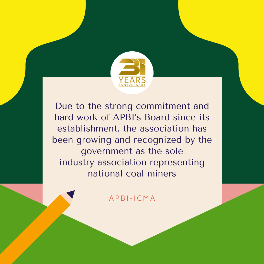 APBI-ICMA, 31 YEARS OF CONTRIBUTING TO THE NATION