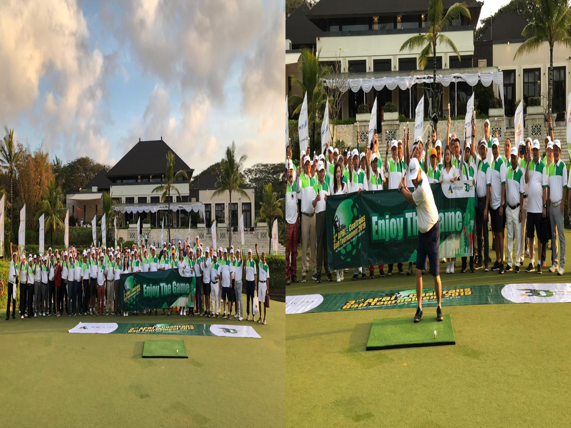 3rd APBI-Coaltrans Golf Tournament 2019