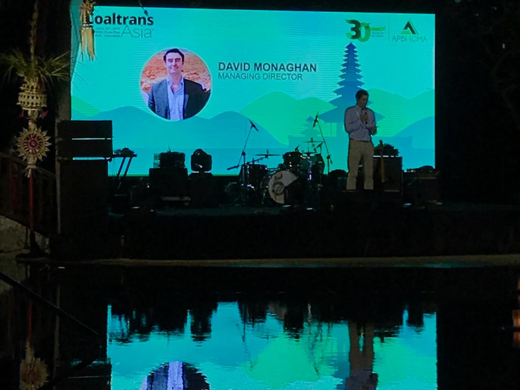 Acara  Welcome Reception  25th Coaltrans Asia 2019