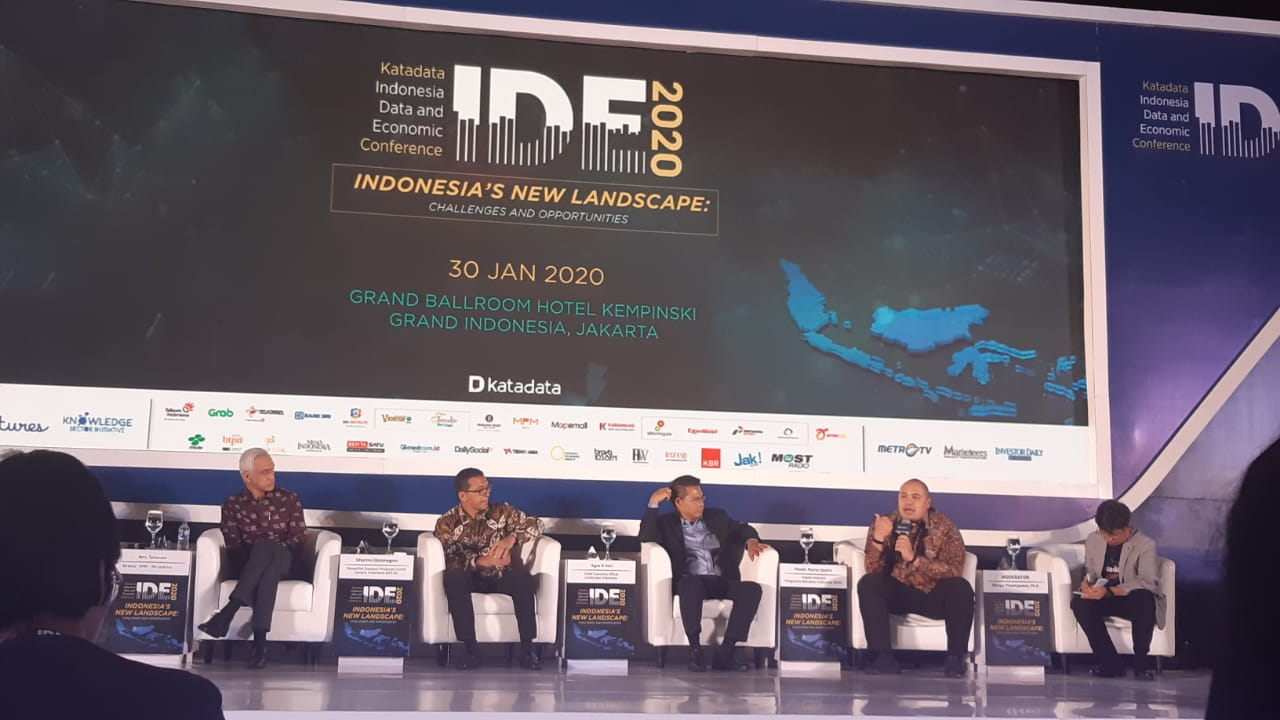 Indonesia Data and Economic Conference 2020