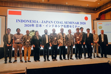 Indonesia – Japan Coal Seminar 2020 (23 Januari 2020)