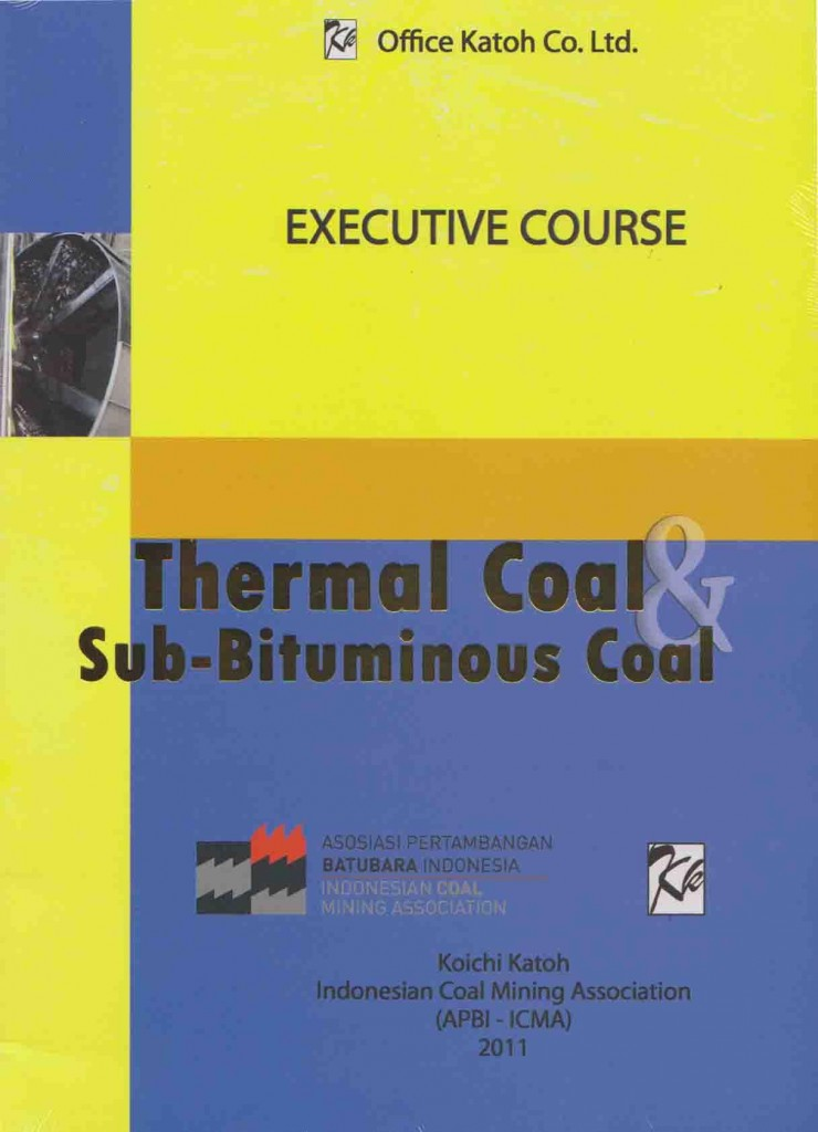 Guidebook of Thermal Coal & Sub-Bitumious Coal for Executive Course