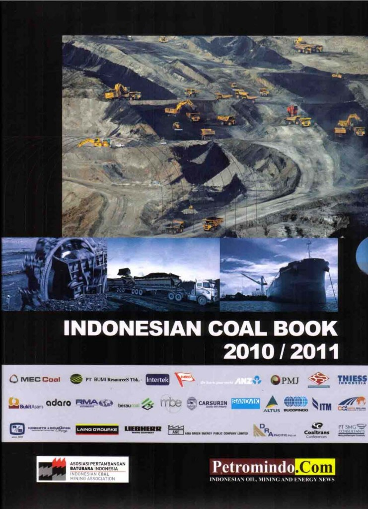 INDONESIAN COAL BOOK 2010/2011