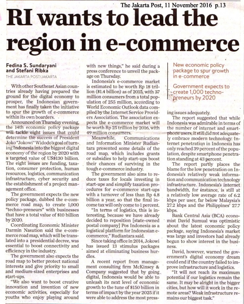 RI wants to lead the region in e-commerce